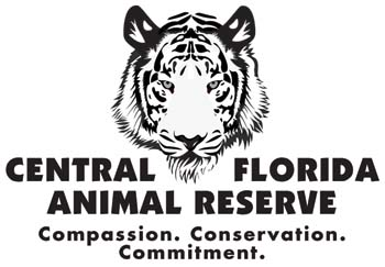 Central Florida Animal Reserve Logo